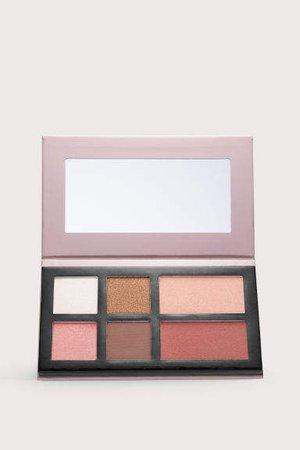 Travel-size Makeup Palette - Orange