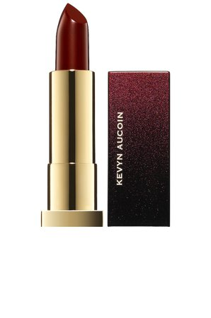 Kevyn Aucoin The Expert Lip Color in Bloodroses Noir   REVOLVE