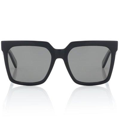 Square Acetate Sunglasses   Celine Eyewear - mytheresa.com