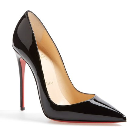 Christian Louboutin So Kate Pointed Toe Pump (Women) | Nordstrom