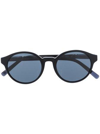 Vuarnet Round Frame Sunglasses - Farfetch