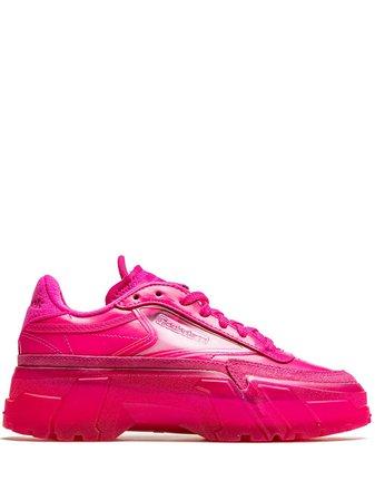 Reebok Club C low-top sneakers - FARFETCH