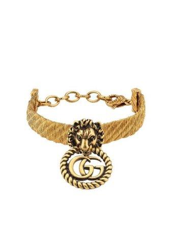 Gucci Armband Mit Löwenkopf