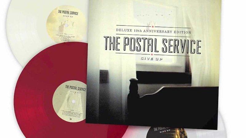 music- postal service