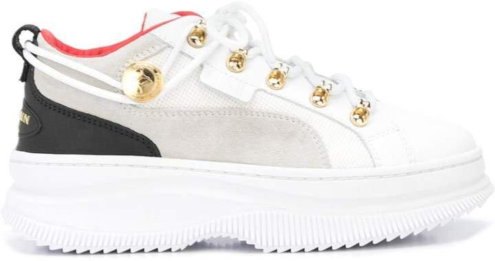 x Balmain Deva sneakers