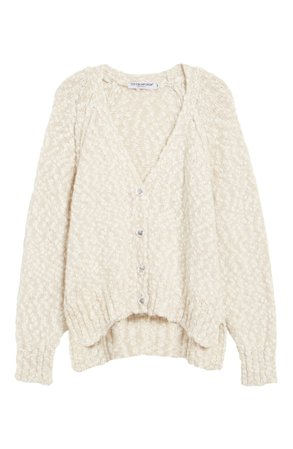 Cotton Emporium Textured Cardigan | Nordstrom