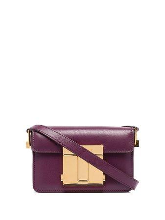 Tom Ford Small 001 Leather Bag - Farfetch