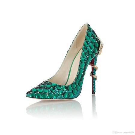 emerald-drilling-snakes-high-heels-shoes.jpg (1500×1500)