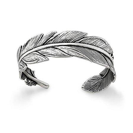 Feather Cuff Bracelet - James Avery