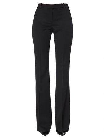 Alexander McQueen Tight Bootcut Pants