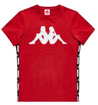 Red Kappa Shirt