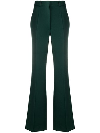 Victoria Beckham, high-rise Flared Trousers Pants