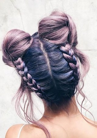 28 Braided Pigtail Braids for Short Hair You Will Love for 2020 | Short Hair Models