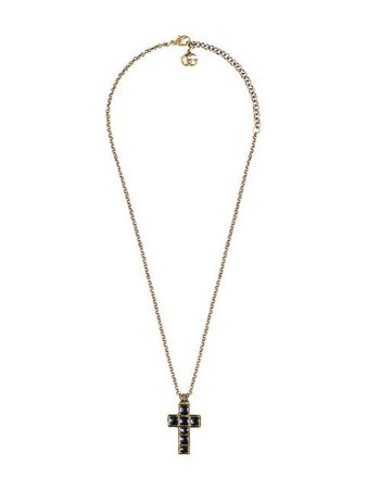 Gucci Necklace With Small Cross