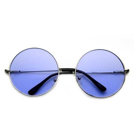 Indie Festival Hippie Oversize Round Colorful Lens Sunglasses 9580 (570 RUB) ❤ liked on Polyvore featuring accessories, eyewear, sunglasses, oversized sunglasses, round lens sunglasses, roun