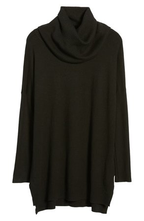 Dreamers by Debut Cowl Neck Tunic | Nordstrom