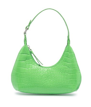 by far- green bag