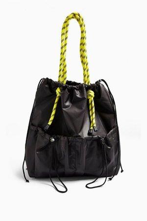 MARBLE Black Bunge Tote Bag | Topshop