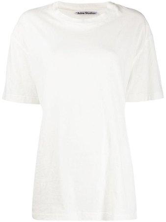 Acne Studios Logo Print T-Shirt Ss20