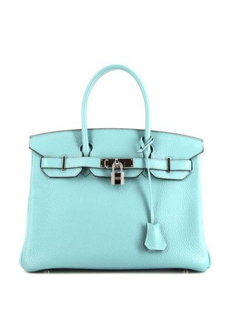 Hermès pre-owned Birkin 30 Bag - Farfetch