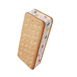 Blue Bunny Birthday Party Ice Cream Sandwich | Shop | Sweetheart Ice Cream