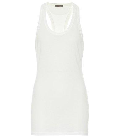 Bottega Veneta Cotton Jersey Tank Top