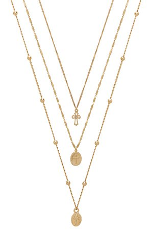 Single Charmer Necklace Set
