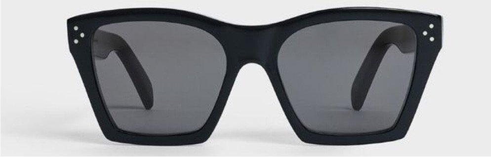 sunglasses (black)