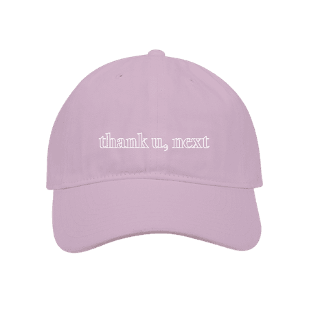 thank u, next dad hat II + digital album – Ariana Grande   Shop