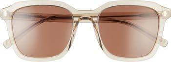 Saint Laurent 53mm Square Sunglasses | Nordstrom