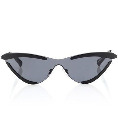 x Adam Selman The Scandal cat-eye sunglasses