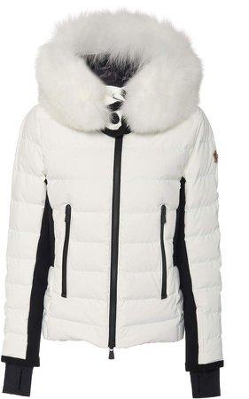 Lamoura Fur Hood Puffer Jacket
