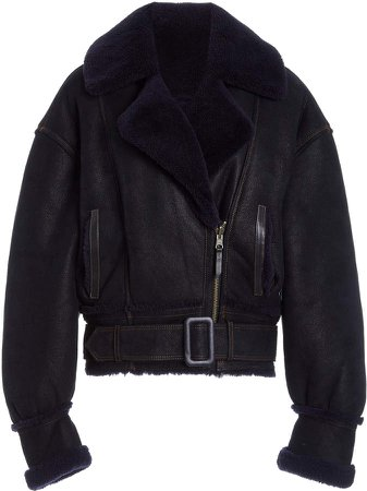ARJE Alma Reversible Shearling Jacket