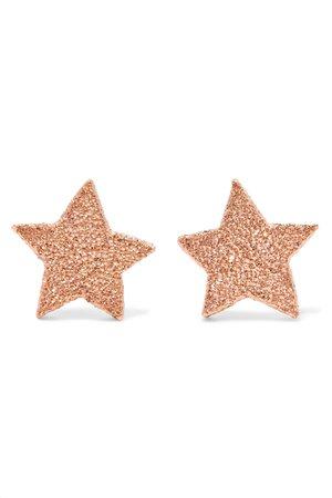 Carolina Bucci | 18-karat rose gold earrings | NET-A-PORTER.COM
