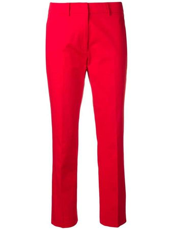 Alibi cropped trousers