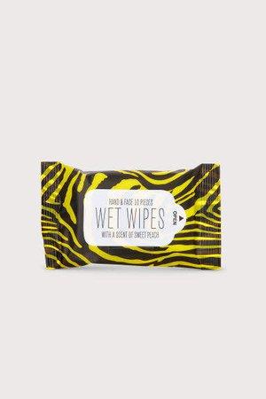 Wet Wipes - Yellow