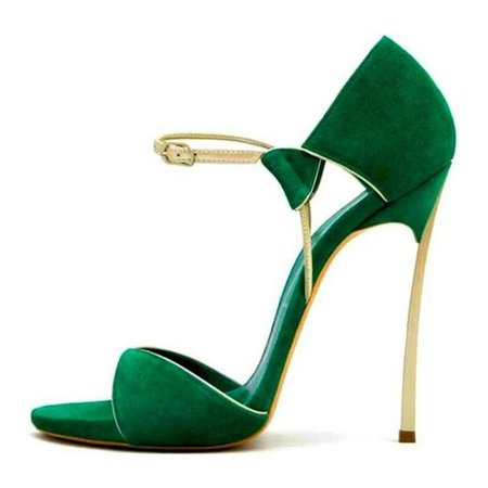 green heels - Google Search