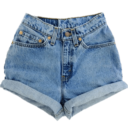 shorts blue jeans pants