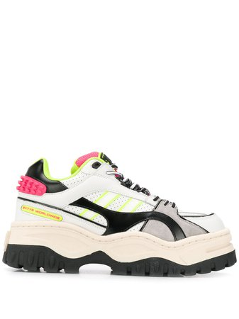 Eytys Grand Prix Chunky Sole Sneakers - Farfetch
