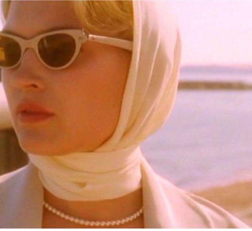 50s retro headscarf