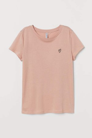 Jersey T-shirt - Orange