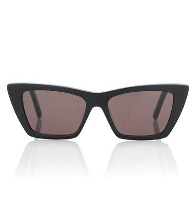 New Wave 276 Cat-Eye Sunglasses - Saint Laurent   mytheresa