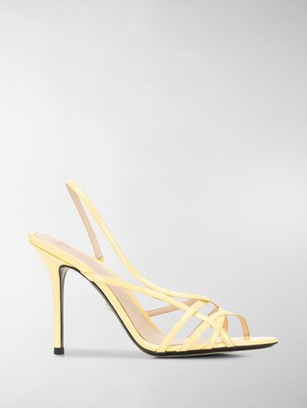 Tiffany open-toe sandals