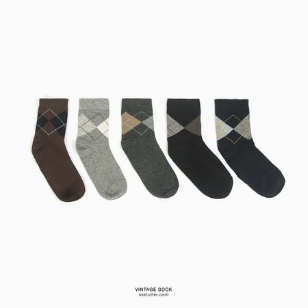 SSStutter - Vintage Sock