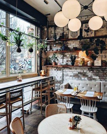 small cafe design - Google Search