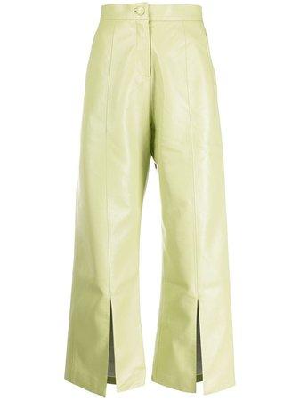 Matériel Pantaloni Crop - Farfetch
