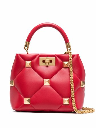 Valentino Garavani small Roman Stud tote bag