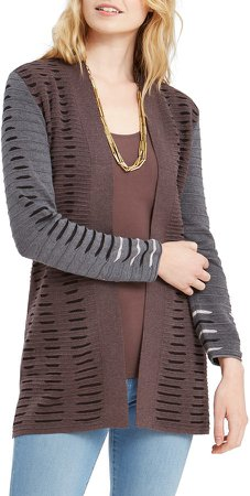 Crave Open Front Cardigan