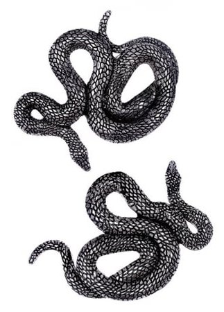 RESTYLE Snakes Hairclips
