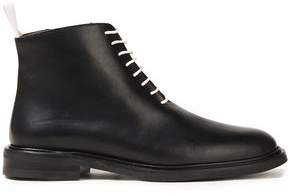 Atp Erica Leather Ankle Boots
